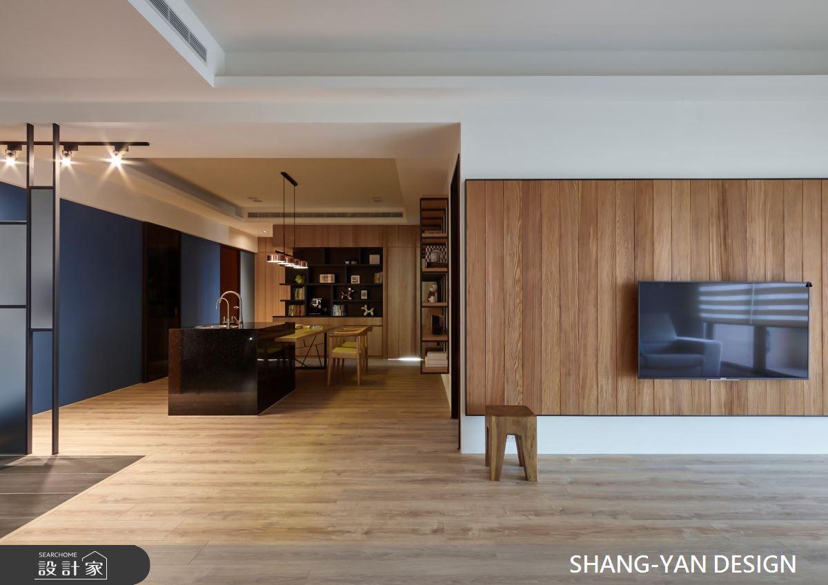 30坪新成屋(5年以下)_北歐風案例圖片_上硯空間建築_上硯_日光‧場域之4
