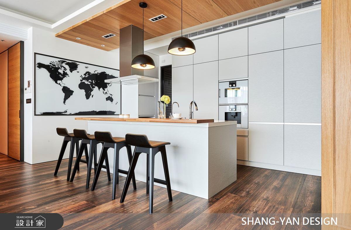 41坪新成屋(5年以下)_北歐風案例圖片_上硯空間建築_上硯_品味空間之6
