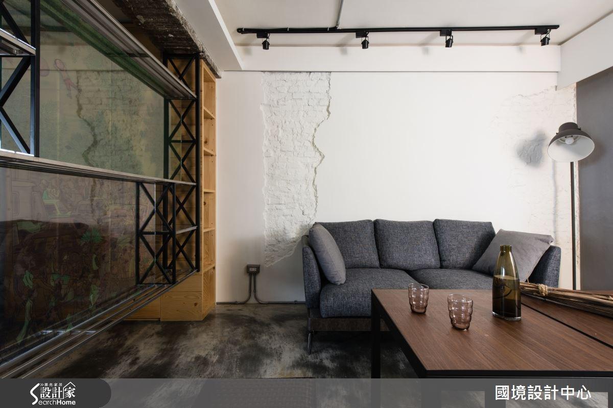 35坪老屋(16~30年)_工業風案例圖片_國境設計有限公司_國境設計中心—琢屋之5
