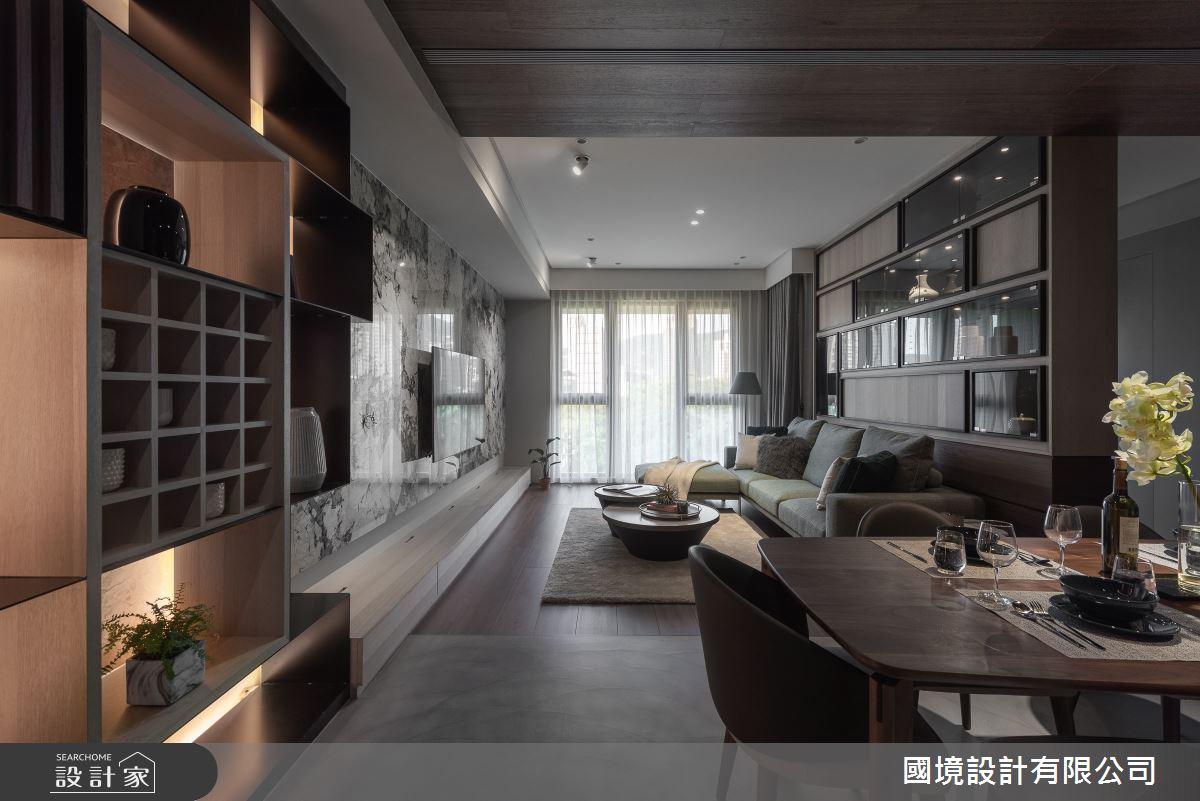 55坪新成屋(5年以下)_現代風案例圖片_國境設計有限公司_國境設計中心—相接之3