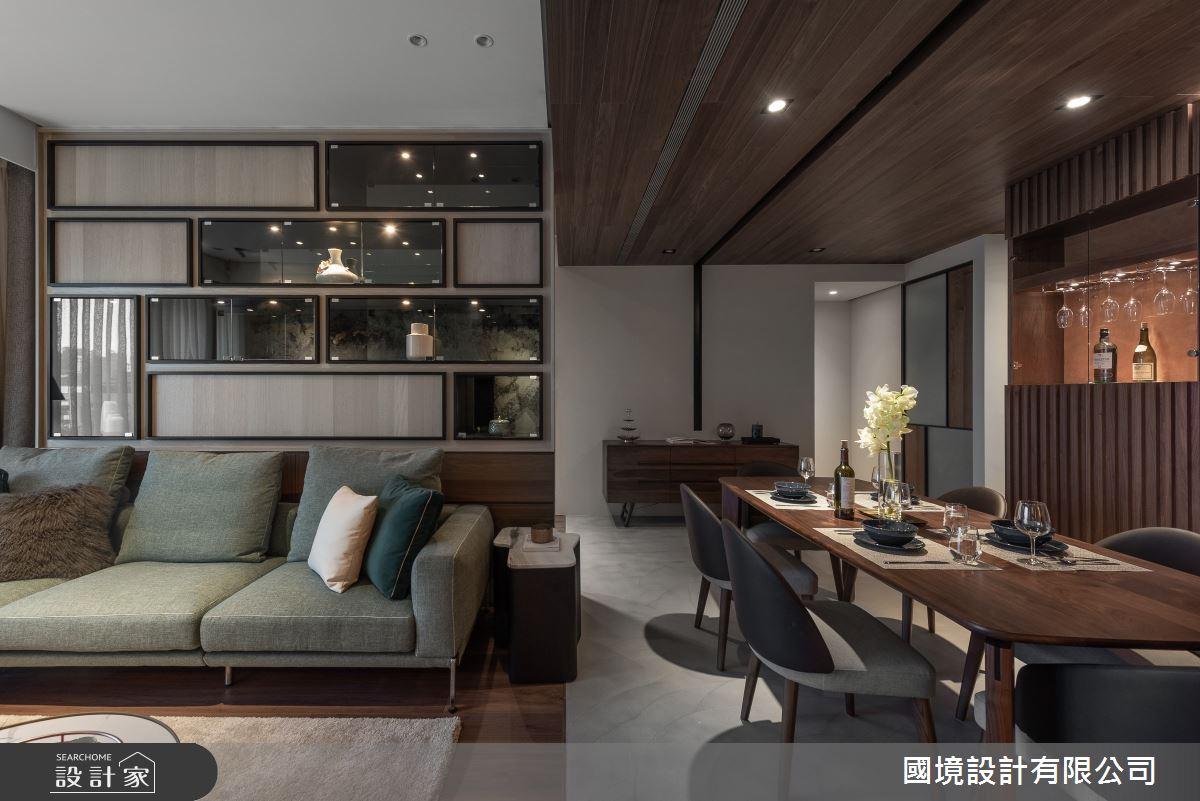 55坪新成屋(5年以下)_現代風案例圖片_國境設計有限公司_國境設計中心—相接之4