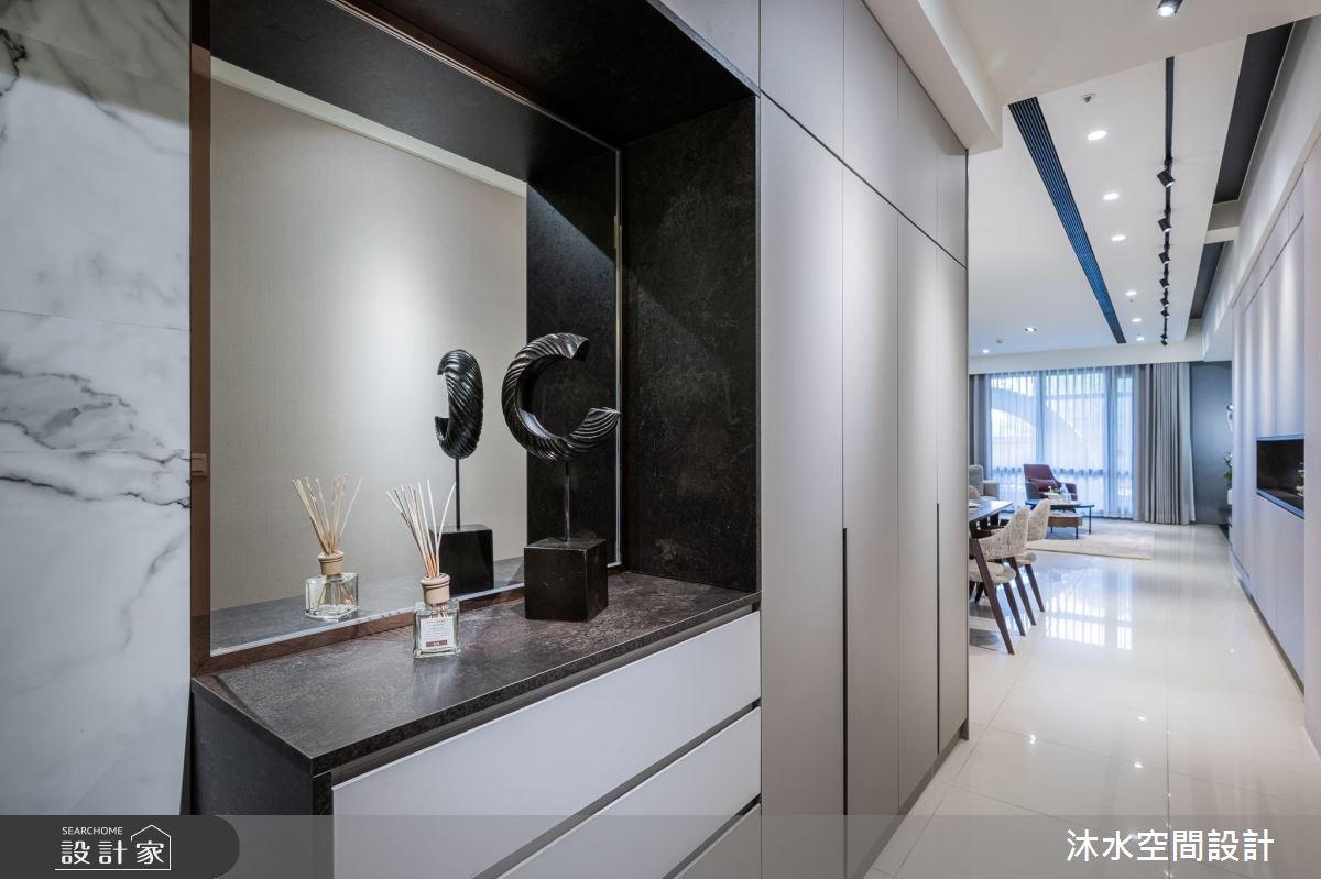 40坪新成屋(5年以下)_混搭風案例圖片_沐水空間設計_沐水_05之2