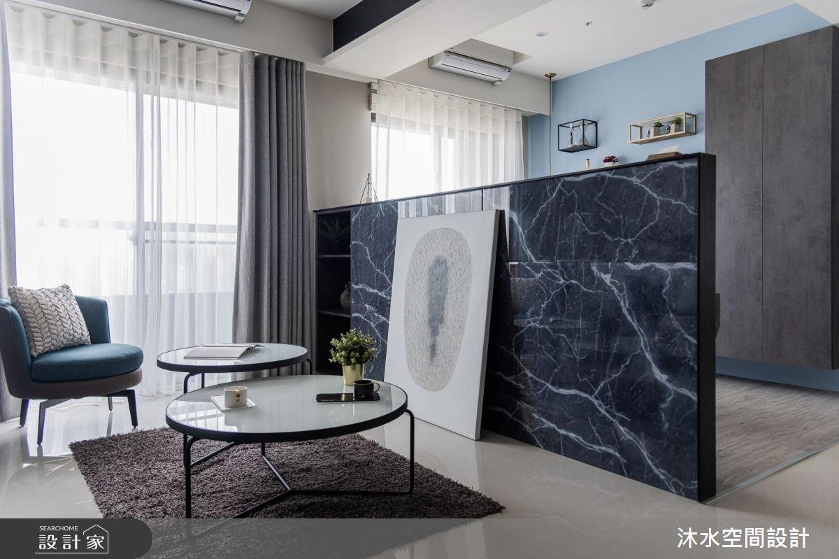 25坪新成屋(5年以下)_混搭風案例圖片_沐水空間設計_沐水_09之4