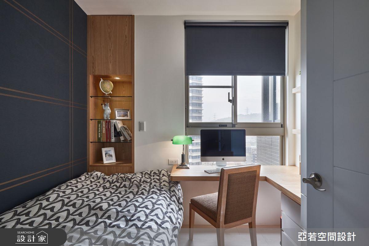 20坪新成屋(5年以下)_美式風案例圖片_亞若設計有限公司_亞若_01之8