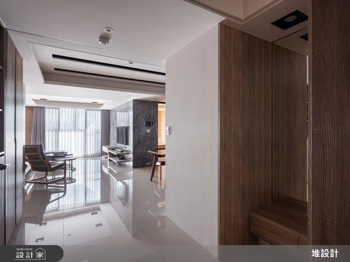 34坪新成屋(5年以下)_現代風案例圖片_堆設計室內裝修_堆設計_01之1