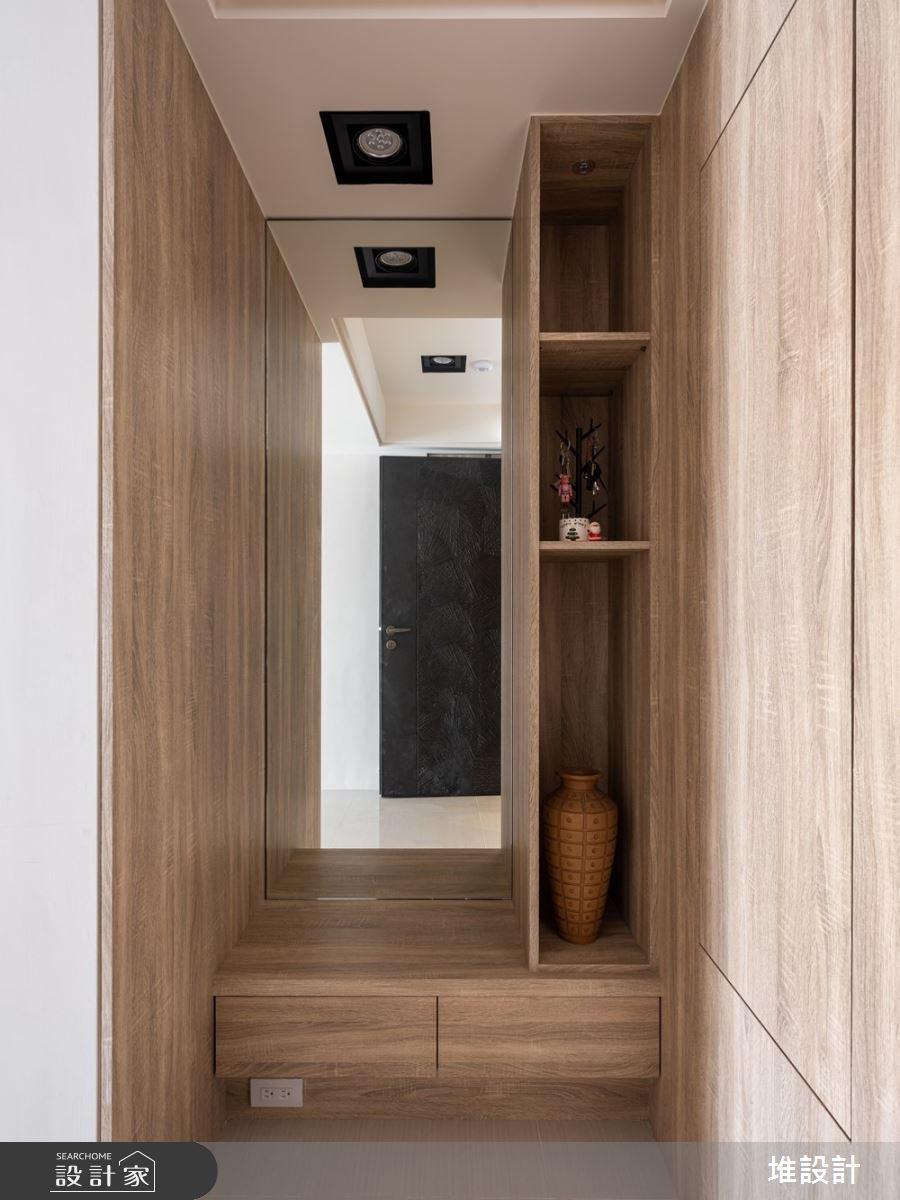 34坪新成屋(5年以下)_現代風案例圖片_堆設計室內裝修_堆設計_01之2