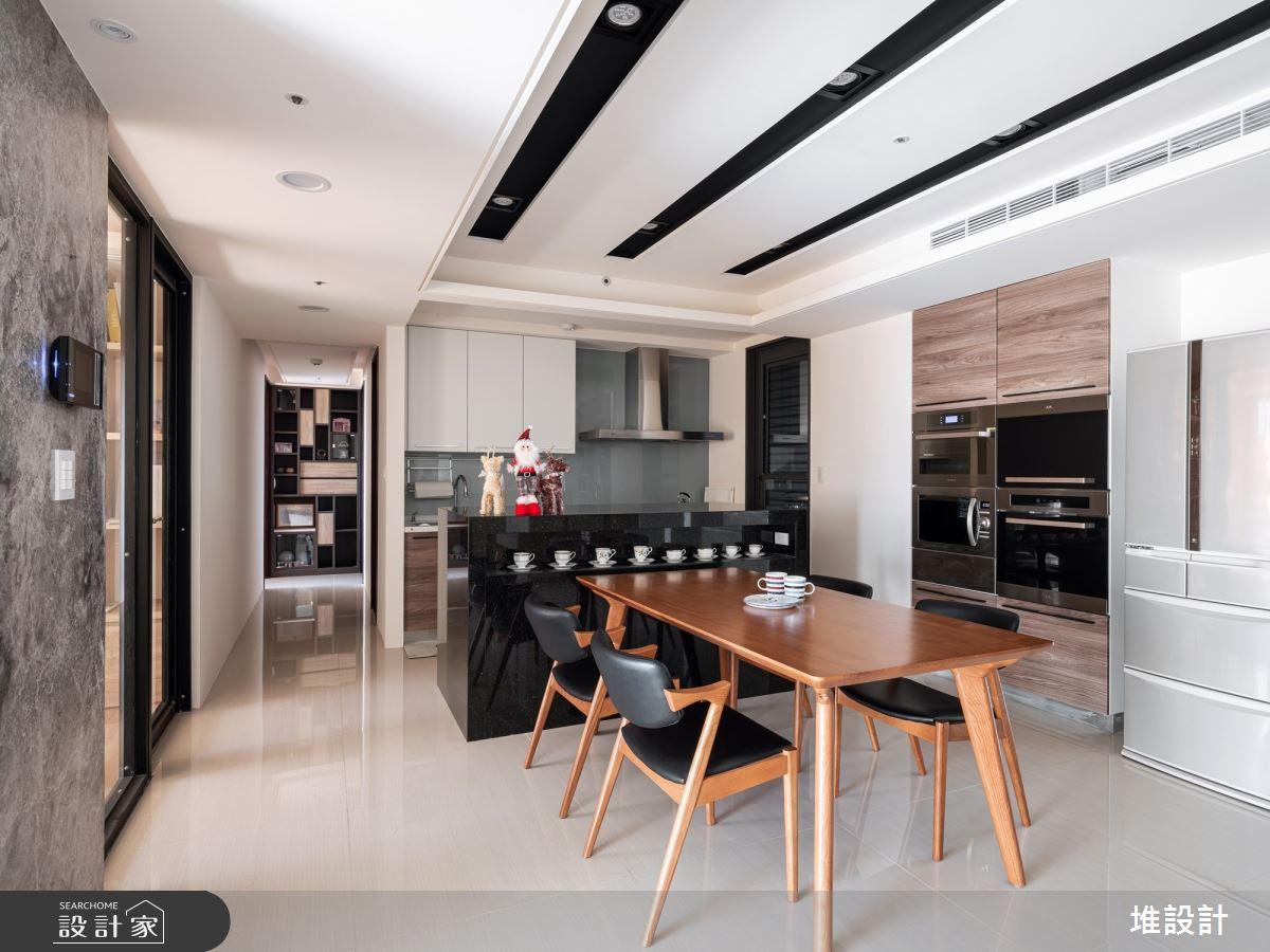 34坪新成屋(5年以下)_現代風案例圖片_堆設計室內裝修_堆設計_01之12
