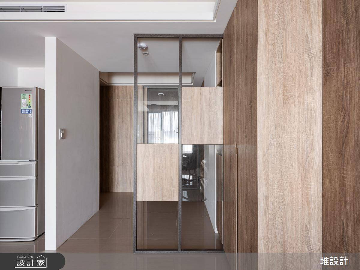 34坪新成屋(5年以下)_現代風案例圖片_堆設計室內裝修_堆設計_01之4