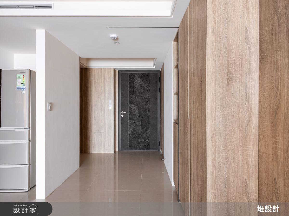 34坪新成屋(5年以下)_現代風案例圖片_堆設計室內裝修_堆設計_01之3