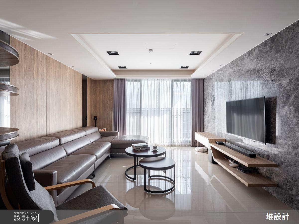 34坪新成屋(5年以下)_現代風案例圖片_堆設計室內裝修_堆設計_01之7