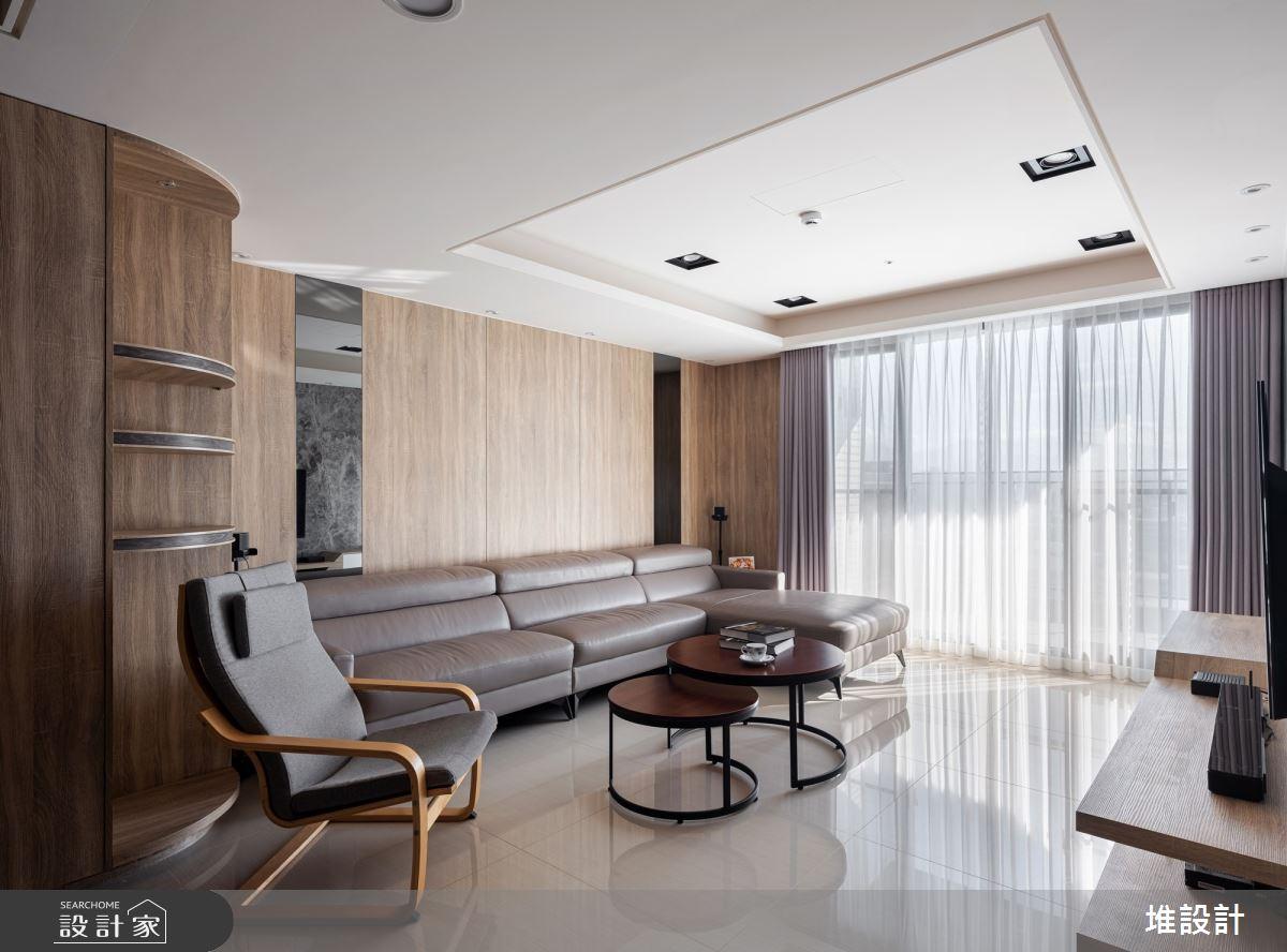 34坪新成屋(5年以下)_現代風案例圖片_堆設計室內裝修_堆設計_01之8