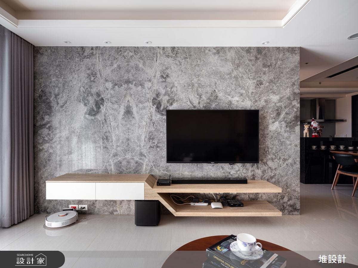 34坪新成屋(5年以下)_現代風案例圖片_堆設計室內裝修_堆設計_01之9