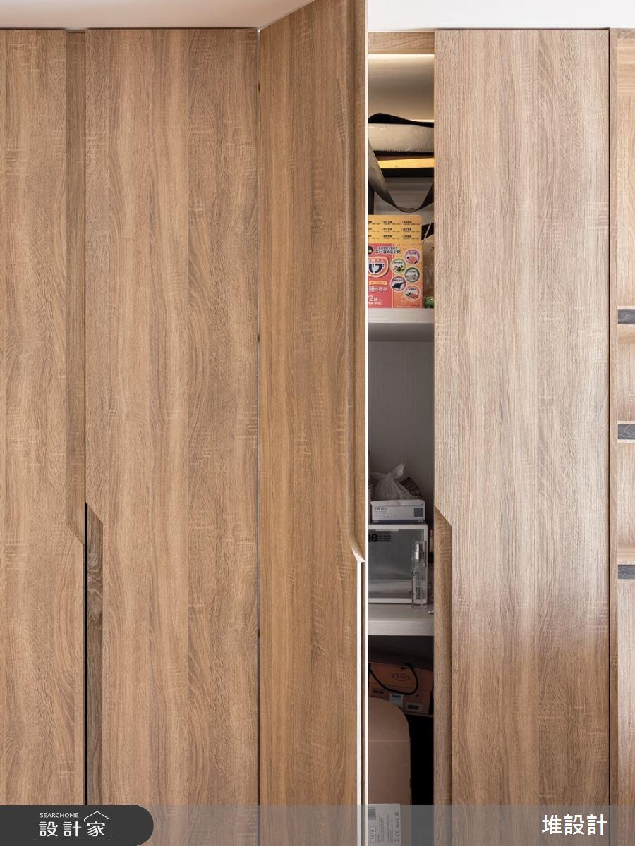 34坪新成屋(5年以下)_現代風案例圖片_堆設計室內裝修_堆設計_01之15
