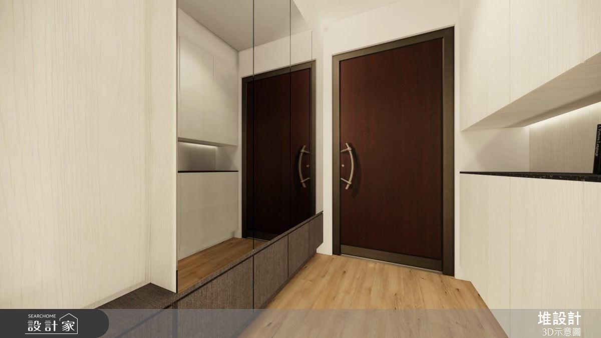 42坪新成屋(5年以下)_現代風案例圖片_堆設計室內裝修_堆設計_03之1