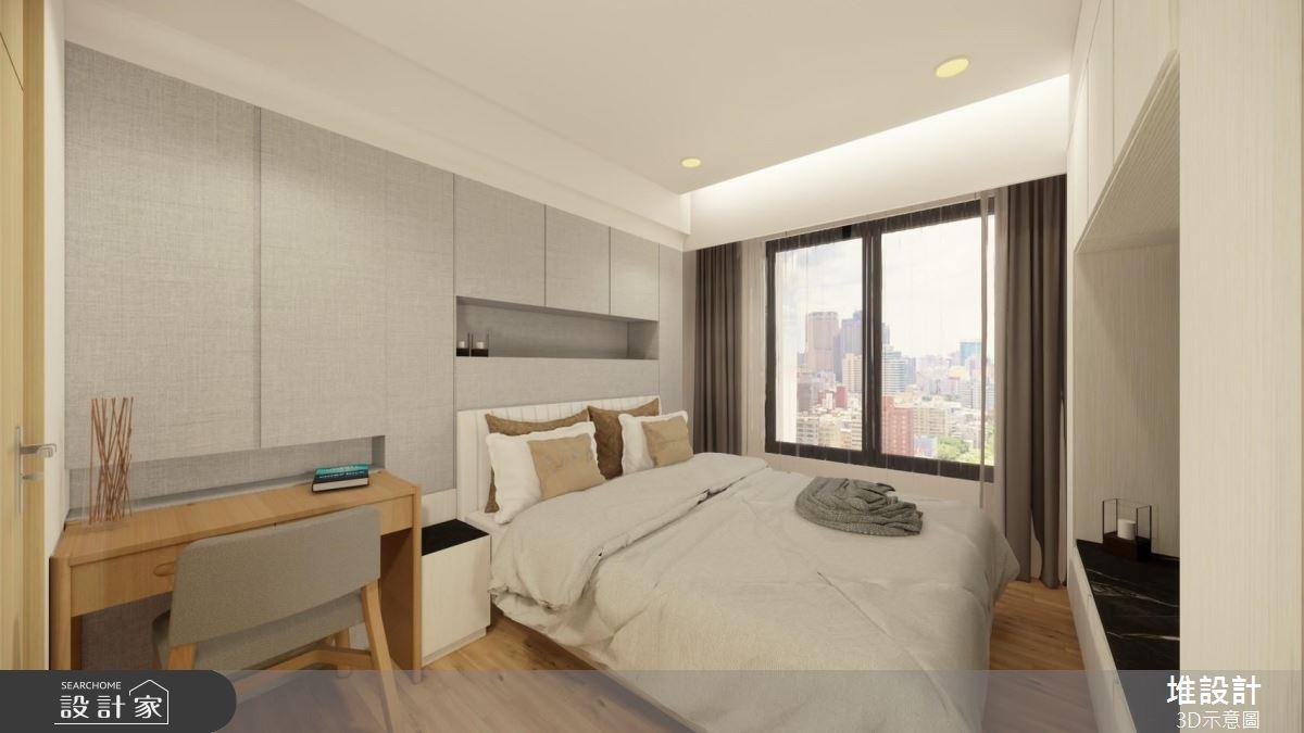42坪新成屋(5年以下)_現代風案例圖片_堆設計室內裝修_堆設計_03之8