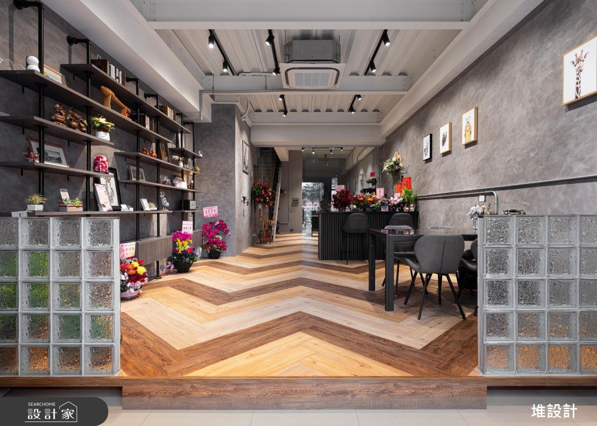 18坪新成屋(5年以下)_現代工業風案例圖片_堆設計室內裝修_堆設計_04之1