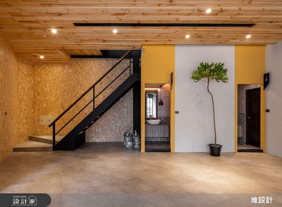 36坪新成屋(5年以下)_工業風案例圖片_堆設計室內裝修_堆設計_05之4