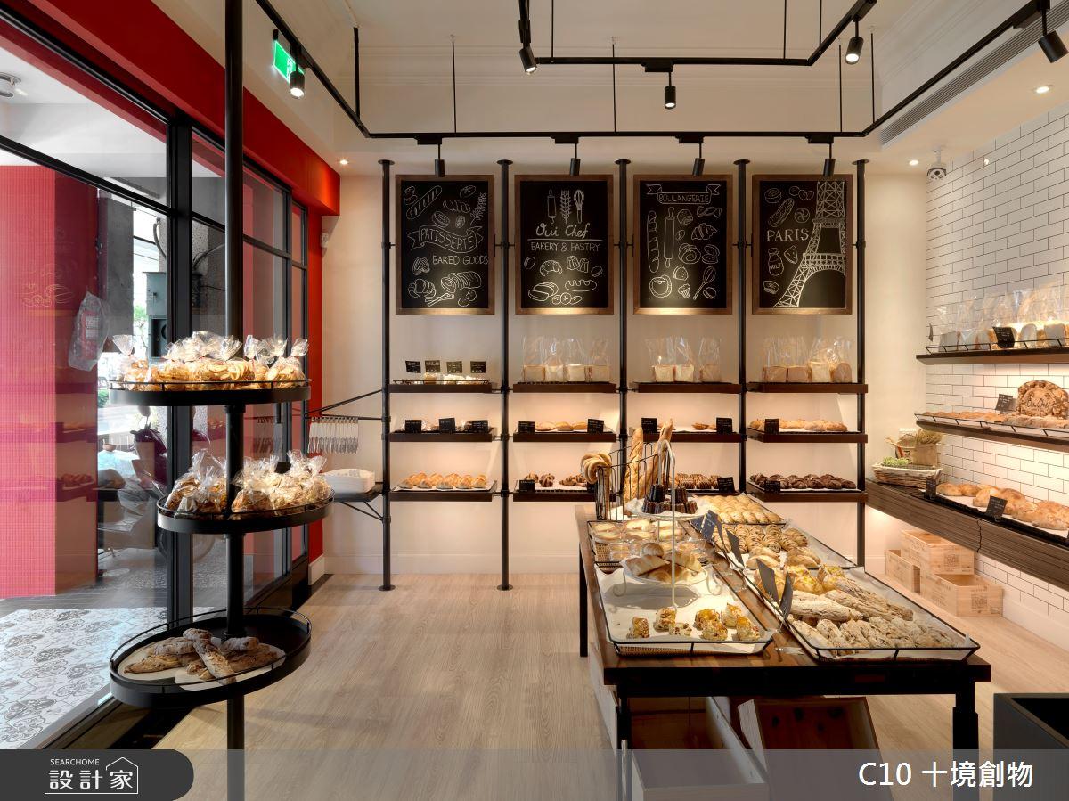 20坪老屋(16~30年)_現代風商業空間案例圖片_十境創物空間設計有限公司_十境_oui chef之4