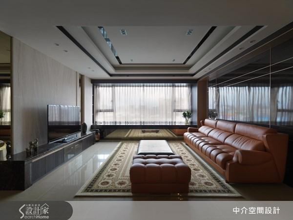 40坪新成屋(5年以下)_現代風案例圖片_中介空間設計_中介_05之3