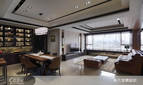 40坪新成屋(5年以下)_現代風案例圖片_中介空間設計_中介_05之4
