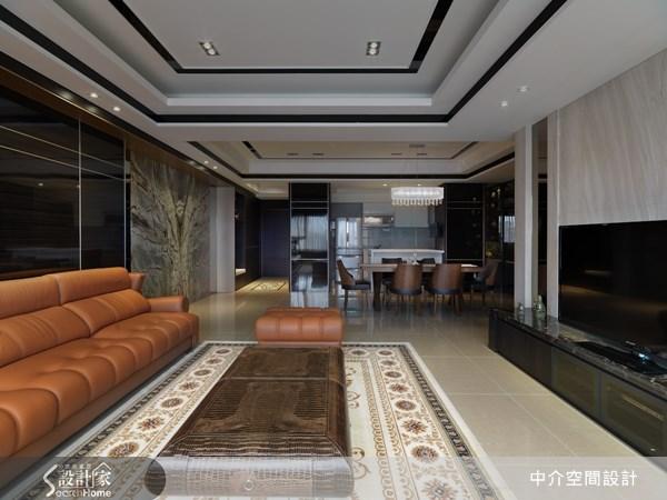 40坪新成屋(5年以下)_現代風案例圖片_中介空間設計_中介_05之2