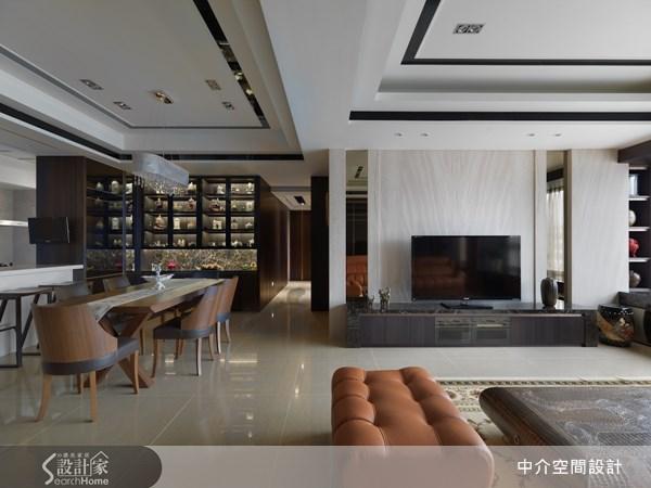 40坪新成屋(5年以下)_現代風案例圖片_中介空間設計_中介_05之1