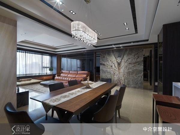 40坪新成屋(5年以下)_現代風案例圖片_中介空間設計_中介_05之5