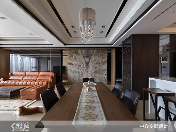 40坪新成屋(5年以下)_現代風案例圖片_中介空間設計_中介_05之8