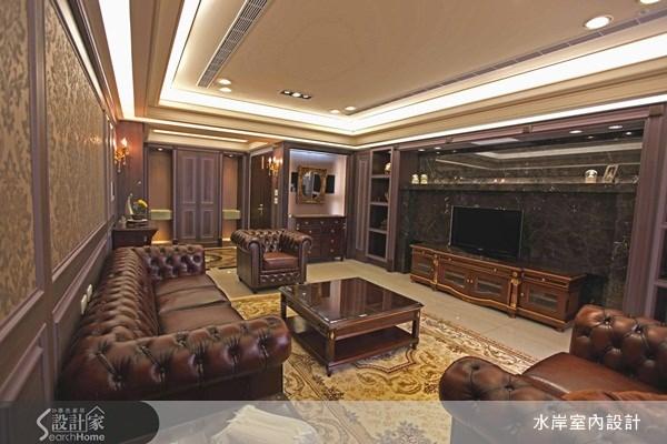 83坪新成屋(5年以下)_新古典案例圖片_水岸室內設計_水岸_03之3