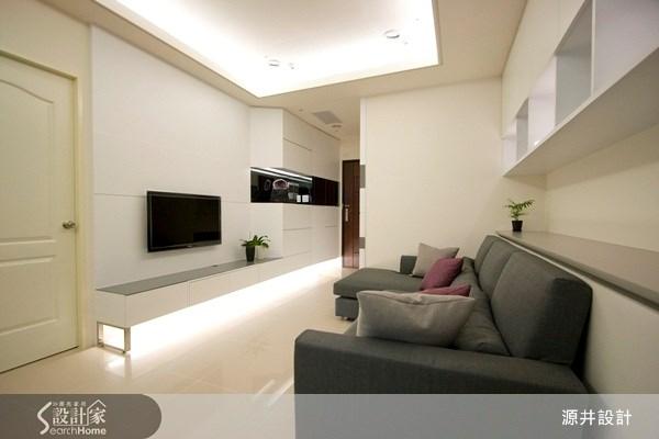 20坪新成屋(5年以下)_簡約風案例圖片_源井設計_源井_04之4