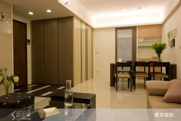 36坪新成屋(5年以下)_現代風案例圖片_源井設計_源井_05之4