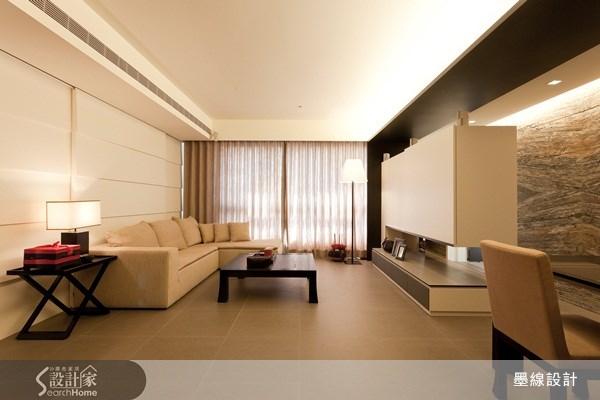 27坪新成屋(5年以下)_奢華風案例圖片_墨線設計有限公司_墨線_10之2