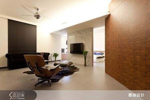 40坪老屋(16~30年)_北歐風案例圖片_墨線設計有限公司_墨線_11之2