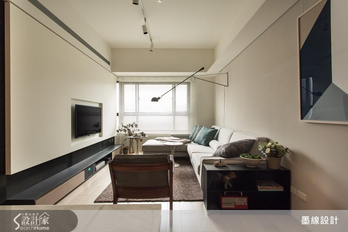 40坪老屋(16~30年)_簡約風案例圖片_墨線設計有限公司_墨線_17之3
