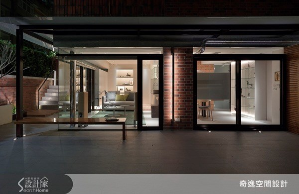 50坪老屋(16~30年)_現代風案例圖片_奇逸空間設計_奇逸_11之8