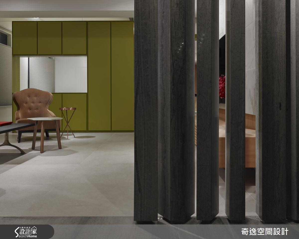 53坪新成屋(5年以下)_現代風玄關案例圖片_奇逸空間設計_奇逸_24之1