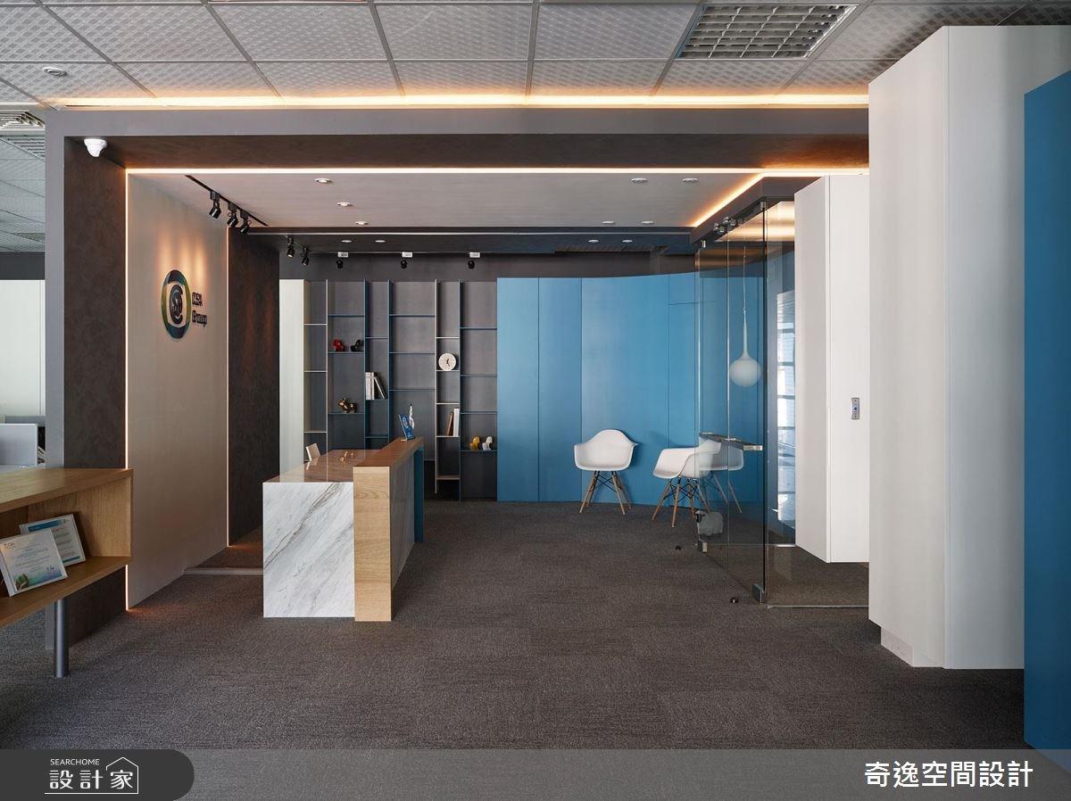 34坪中古屋(5~15年)_現代風商業空間案例圖片_奇逸空間設計_奇逸_26之4