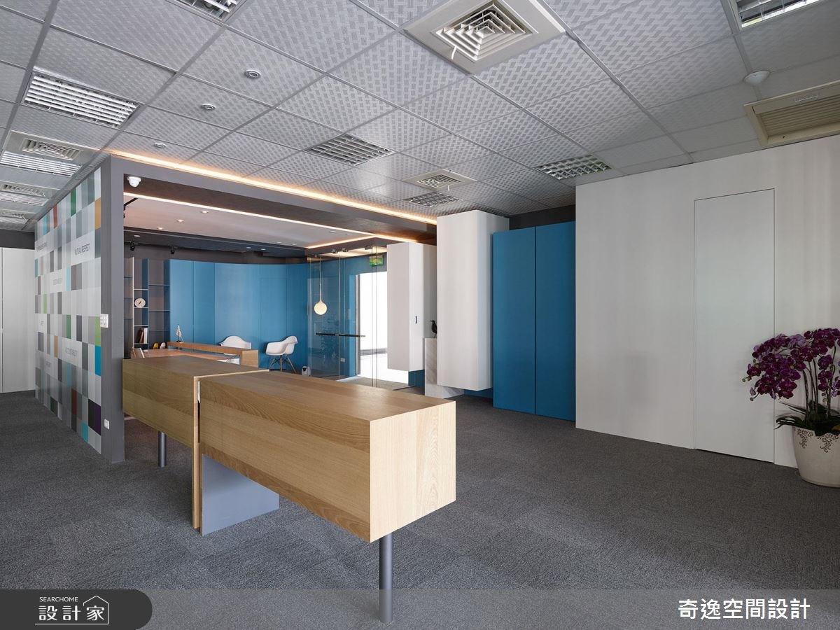 34坪中古屋(5~15年)_現代風商業空間案例圖片_奇逸空間設計_奇逸_26之5