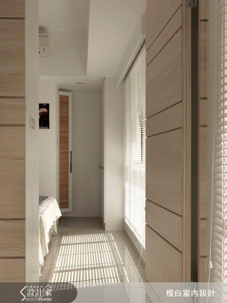 23坪新成屋(5年以下)_北歐風走廊案例圖片_橙白室內裝修設計工程有限公司_橙白_09之12