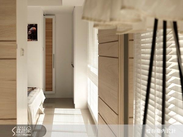23坪新成屋(5年以下)_北歐風走廊案例圖片_橙白室內裝修設計工程有限公司_橙白_09之11