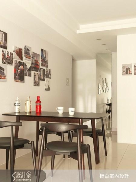 23坪新成屋(5年以下)_北歐風餐廳案例圖片_橙白室內裝修設計工程有限公司_橙白_09之9