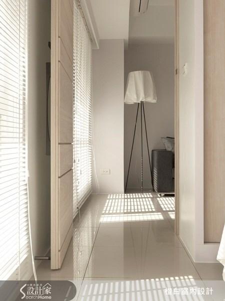 23坪新成屋(5年以下)_北歐風走廊案例圖片_橙白室內裝修設計工程有限公司_橙白_09之10