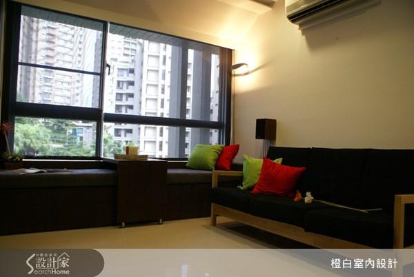 29坪預售屋_現代風書房案例圖片_橙白室內裝修設計工程有限公司_橙白_10之2