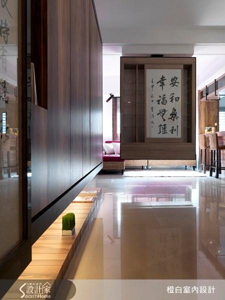 27坪新成屋(5年以下)_休閒風走廊案例圖片_橙白室內裝修設計工程有限公司_橙白_11之4