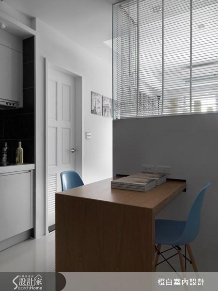 12坪新成屋(5年以下)_現代風案例圖片_橙白室內裝修設計工程有限公司_橙白_16之5