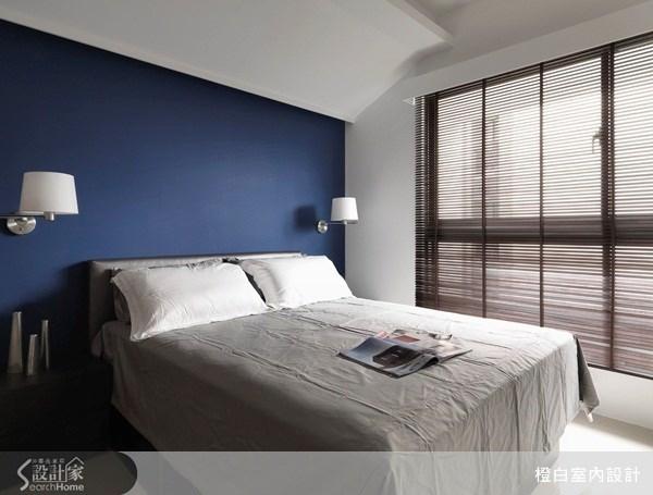 20坪新成屋(5年以下)_混搭風臥室案例圖片_橙白室內裝修設計工程有限公司_橙白_25之12