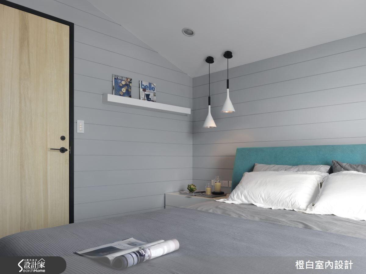 30坪新成屋(5年以下)_簡約風案例圖片_橙白室內裝修設計工程有限公司_橙白_36之26