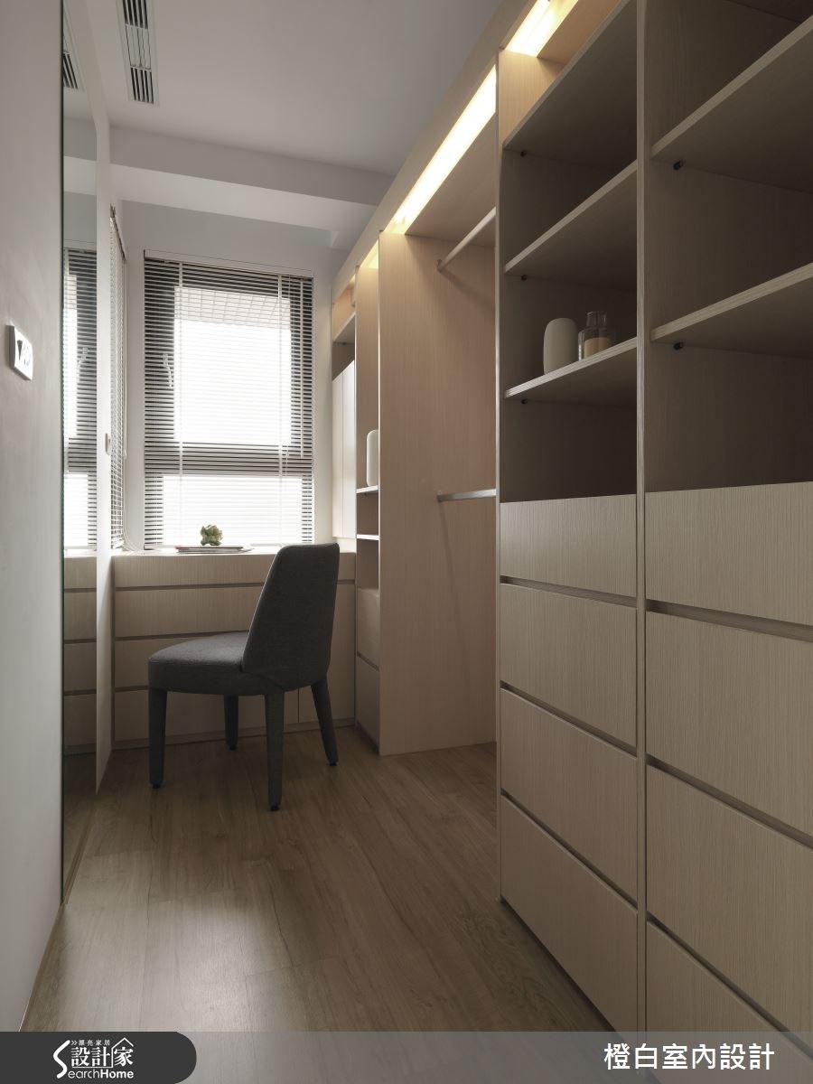 30坪新成屋(5年以下)_簡約風書房案例圖片_橙白室內裝修設計工程有限公司_橙白_36之28