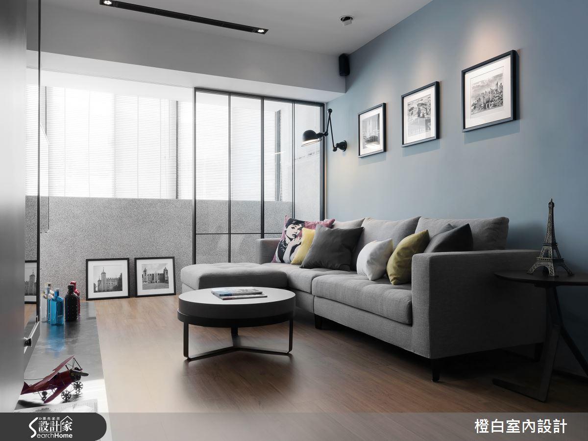 我的單寧色容顏 摩登紐約公寓的混搭風情