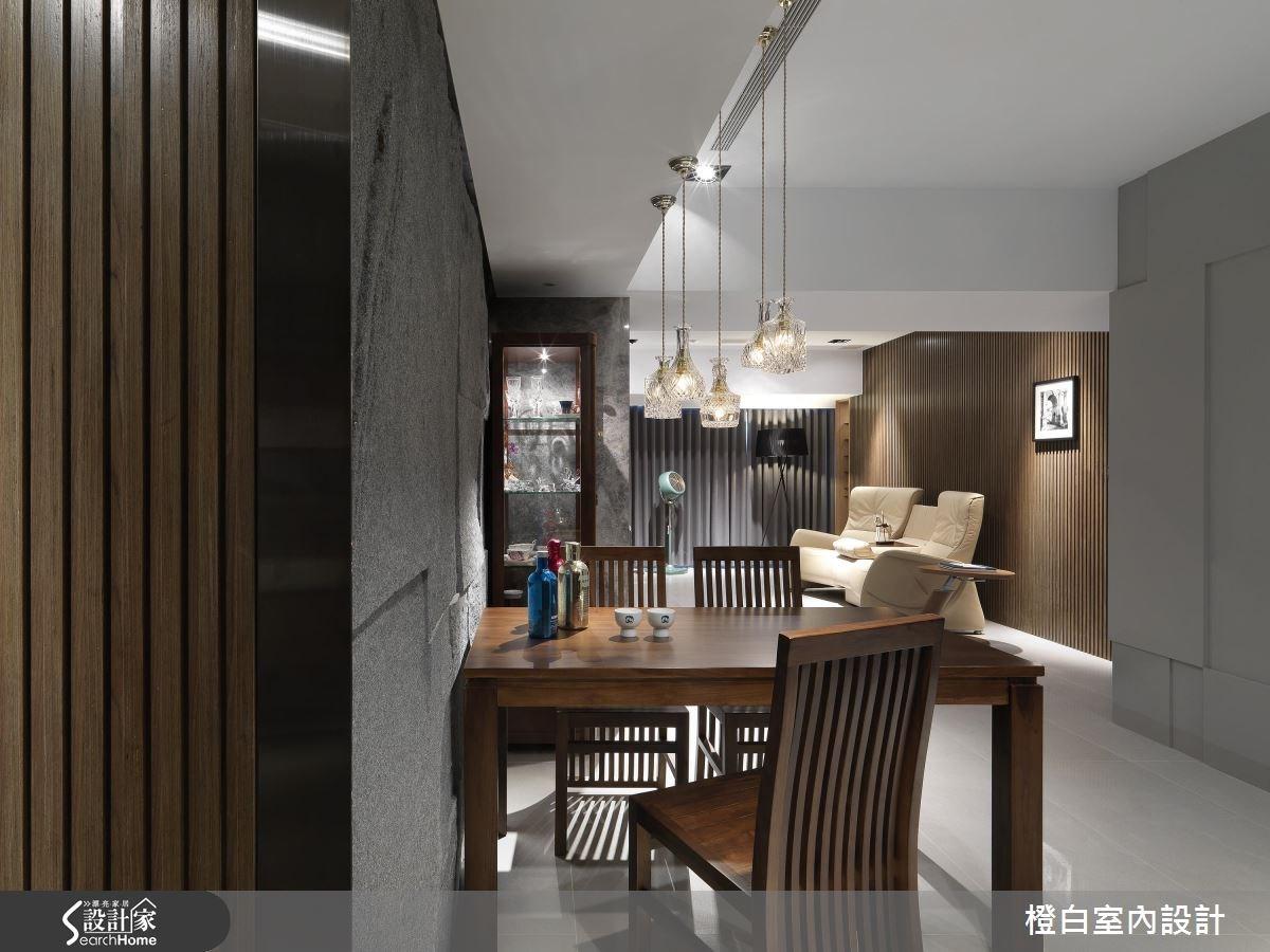 35坪老屋(16~30年)_現代風餐廳案例圖片_橙白室內裝修設計工程有限公司_橙白_56之5
